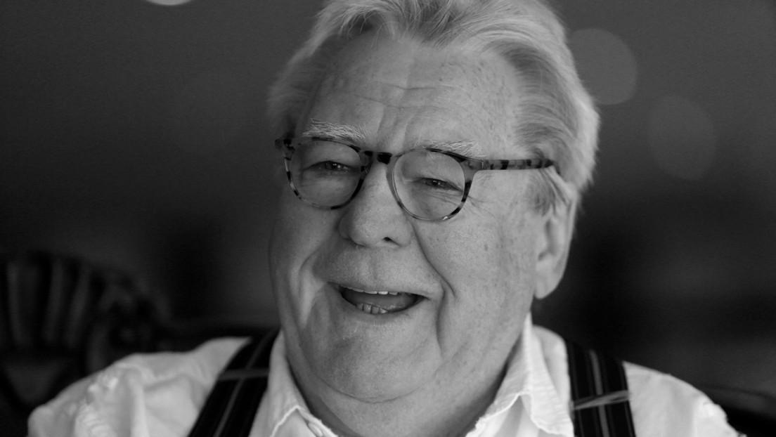 Muere a los 76 años Alan Parker, director de 'Evita' y 'The Wall'