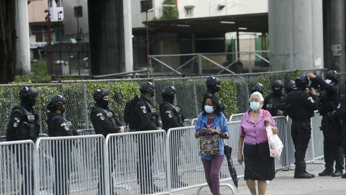 El Parlamento de Panamá aprueba cambios temporales en el Código de Trabajo a pesar de las protestas gremiales