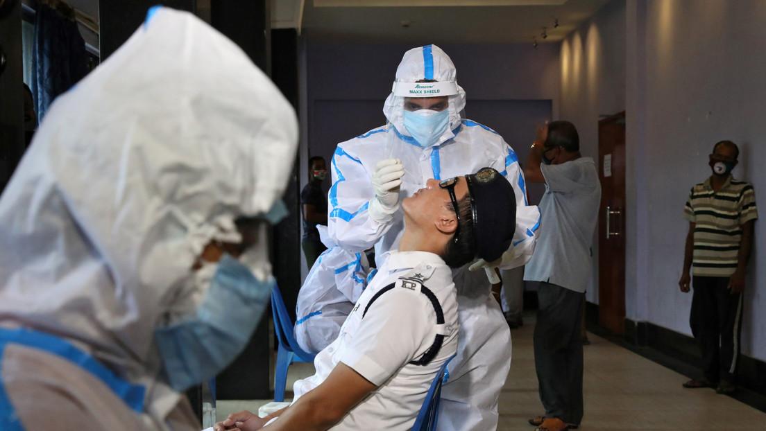 Aumento récord de casos diarios de coronavirus en el mundo con 292.527 y la cifra total supera los 17 millones