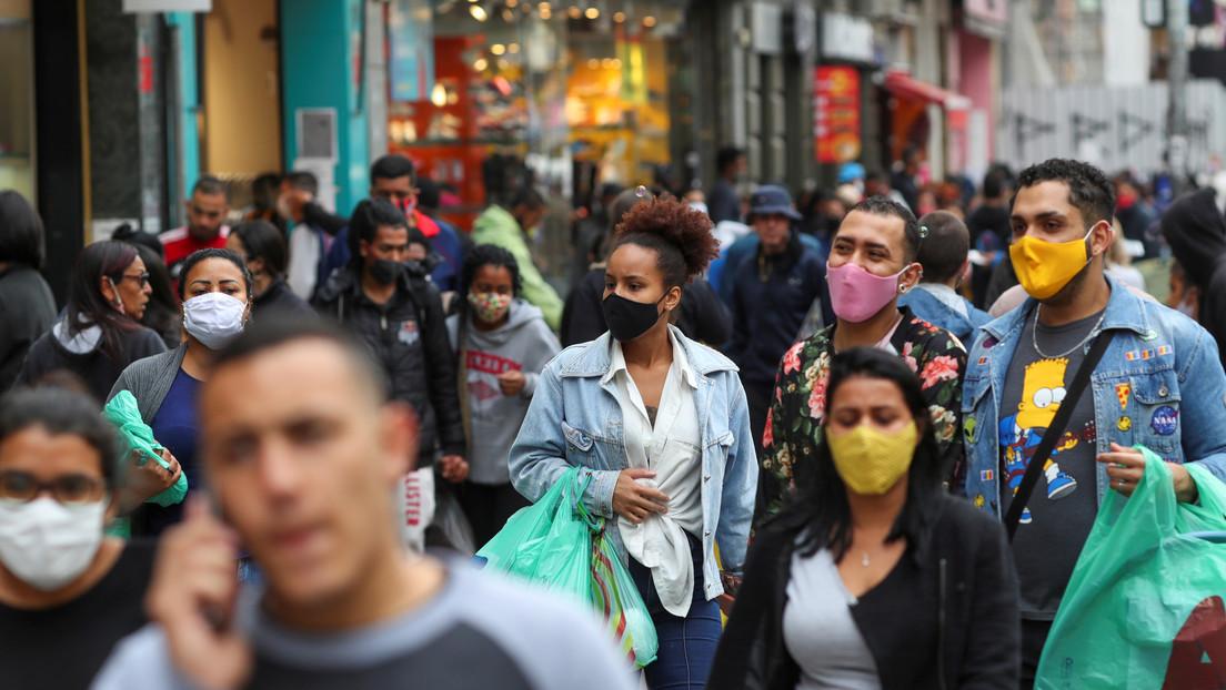 """Lula afirma que Brasil vive """"un verdadero genocidio"""" por el impacto de la pandemia de coronavirus"""