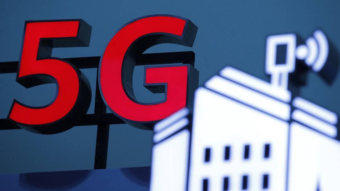 Rusia concede la primera licencia para operar la red 5G - RT