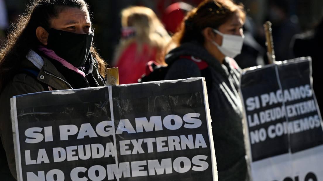 Tensión sobre deuda argentina: Acreedores rechazan propuesta de  renegociación del gobierno y exigen contraoferta - RT