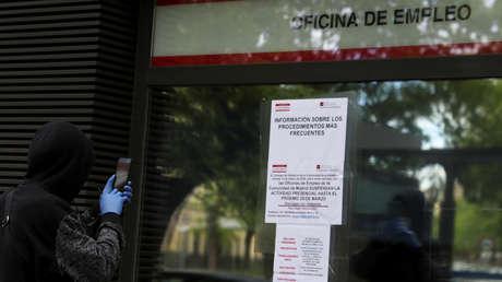 El paro en España sube en junio por primera vez desde 2008