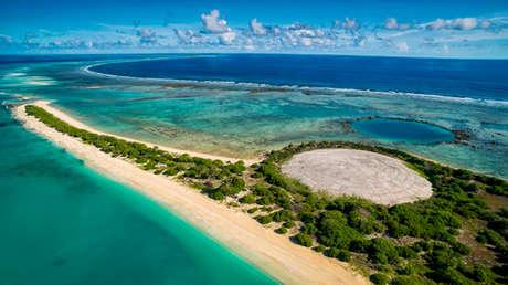 Las Islas Marshall recelan de la seguridad de un depósito con toneladas de desechos nucleares de EE.UU. que presenta fugas radioactivas