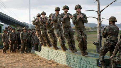 Tribunal colombiano ordena suspender las operaciones de una brigada militar de EE.UU.