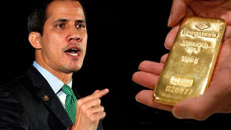 ¿Reino Unido concretará la entrega del oro venezolano a Juan Guaidó?