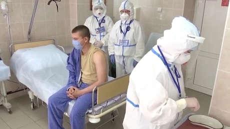 Voluntarios no reportan efectos secundarios tras dos semanas de ensayos