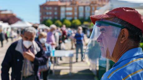 Cataluña decreta el confinamiento de un área con más de 200.000 habitantes ante el aumento de contagios por covid-19