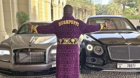 Estrella de Instagram que se jactaba de su lujoso estilo de vida, acusado de conspirar para lavar cientos de millones de dólares