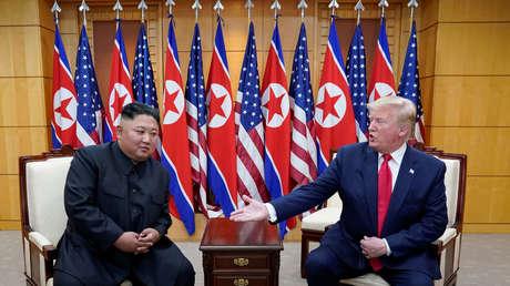 """Pyongyang: """"Le dialogue avec les États-Unis n'est pas nécessaire, nous avons déjà développé la stratégie pour contrer sa menace persistante"""""""