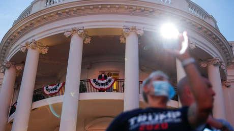 """Trump insta a China a """"asumir la responsabilidad"""" por """"el secretismo y encubrimiento que permitieron que el coronavirus se propagara por el mundo"""""""