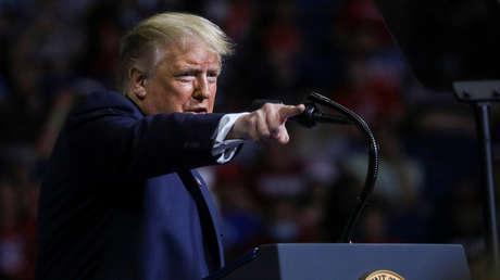 """Trump acusa a China de causar """"un gran daño"""" a EE.UU. y al resto del mundo"""