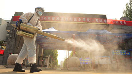 China emite una alerta tras confirmarse un caso de peste bubónica