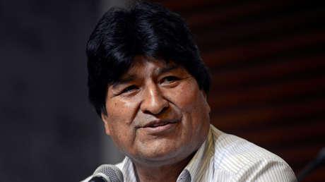 """La Fiscalía de facto de Bolivia imputa a Evo Morales con cargos de """"terrorismo"""" y ordena su detención"""