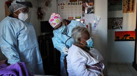 Brasil suma más de 45.000 nuevos contagios de coronavirus en un día y los positivos superan 1,6 millones