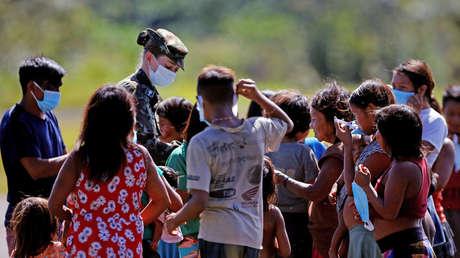 Acceso a agua potable o camas de emergencia: los puntos vetados por Bolsonaro a la ley que protege a los pueblos indígenas de la pandemia