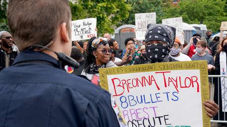 EE.UU.: Nuevos audios arrojan luz sobre la muerte de la afroamericana Breonna Taylor a manos de la Policía