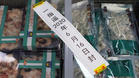 China suspende la importación de camarones de Ecuador al detectar coronavirus en los envíos