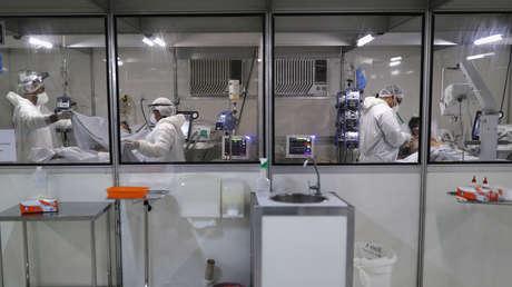El número de casos confirmados de covid-19 a nivel global supera los 13 millones