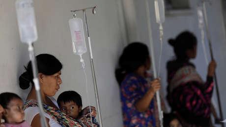 Argentina registra un récord histórico de casos de dengue, con casi 55.000 infectados