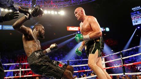 VIDEO: La contundente advertencia de Tyson Fury a Deontay Wilder mientras entrena fuertemente para la revancha