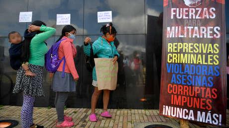 Citan a juicio disciplinario a los siete soldados acusados de violar a una niña indígena en Colombia