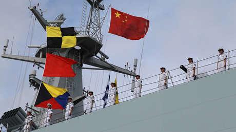 """""""A punta de espada"""" en la competencia con EE.UU.: China podría crear una fuerza expedicionaria"""