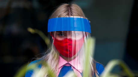 Rusia registra menos de 6.000 nuevos positivos por covid-19 por segundo día consecutivo