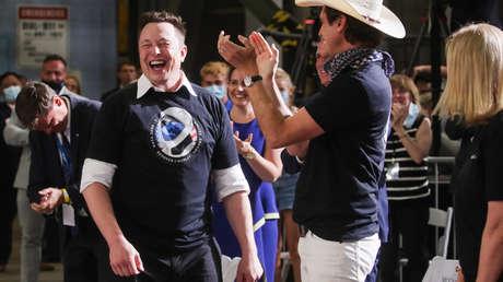 Elon Musk ya es la quinta persona más rica del mundo, según Forbes