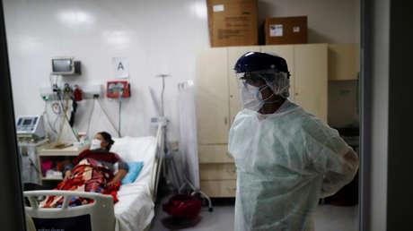 Argentina registra un nuevo récord diario de contagios y muertes por coronavirus, con 5.344 casos y 117 fallecidos