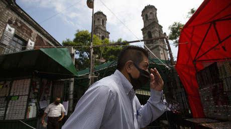 México sobrepasa los 40.000 decesos por coronavirus y acumula 356.255 casos confirmados