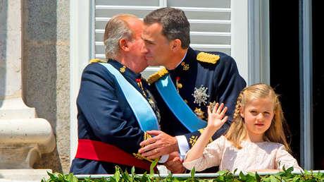 Crisis institucional en España o cómo salvar la monarquía de las sombras del reinado de Juan Carlos I