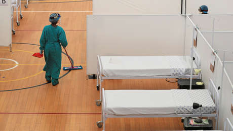 Sudáfrica registra un aumento de casi un 60 % en las muertes naturales en medio de la crisis del covid-19