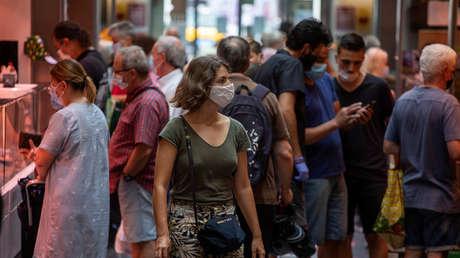 España suma 2.200 nuevos contagios, 922 diagnosticados en las últimas 24 horas