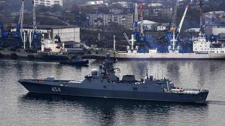 """Rusia """"completa con éxito"""" las pruebas de sus novedosos misiles hipersónicos Tsirkón"""
