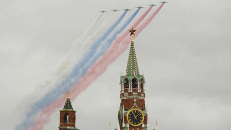 """FT: China reemplazó a Rusia como el """"mayor adversario"""" de EE.UU. y en algunos círculos se espera que Washington pueda usar Moscú contra Pekín"""