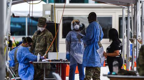 Una pareja de Florida da positivo por coronavirus sin ni siquiera hacerse la prueba
