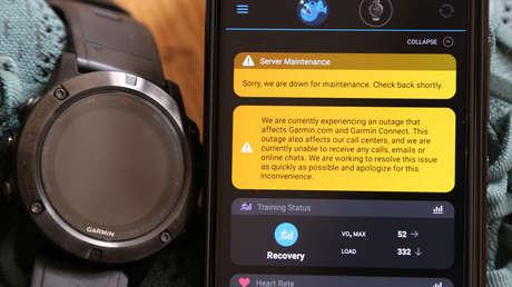'Hackers' exigen 10 millones de dólares tras paralizar durante 5 días los servicios de relojes inteligentes y la navegación para pilotos de Garmin