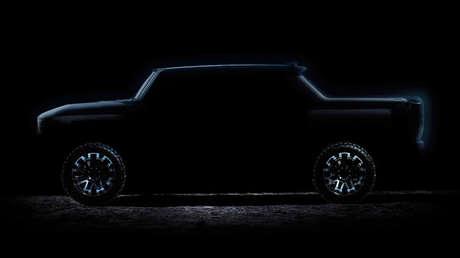 VIDEO: General Motors difunde imágenes del Hummer EV eléctrico que presentará en otoño