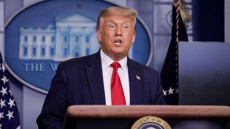 """""""No gusto a nadie"""": Trump explica el motivo de su baja aprobación popular"""