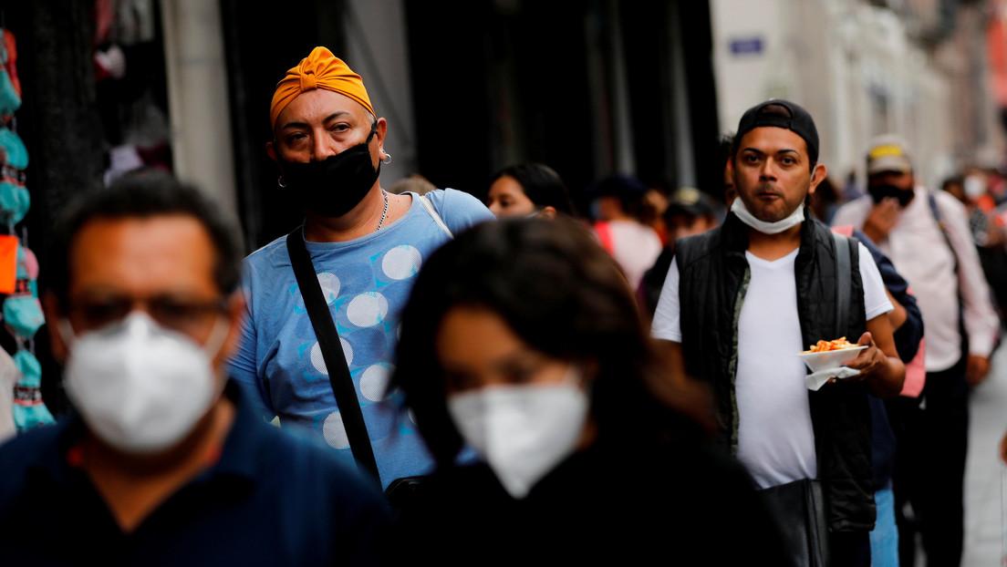 México se convierte en el tercer país del mundo con más muertes por coronavirus, al acumular 46.688 decesos en total