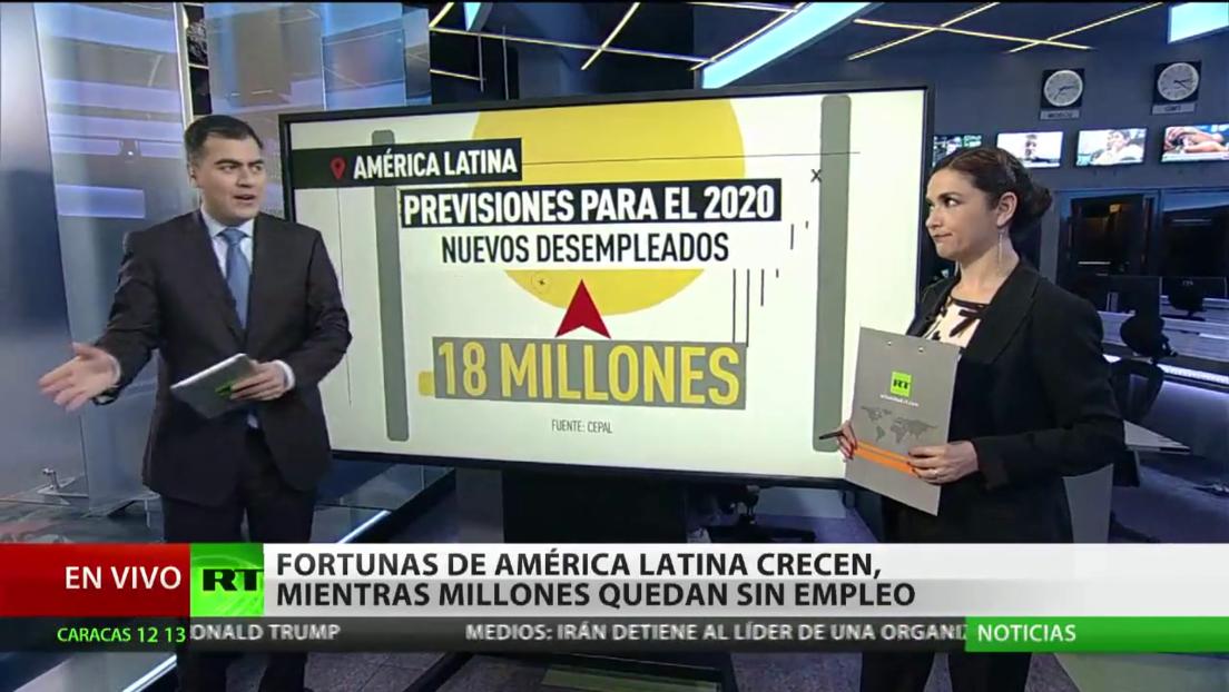 Se prevé que para 2030 habrá al menos 29 millones de nuevos pobres en América Latina