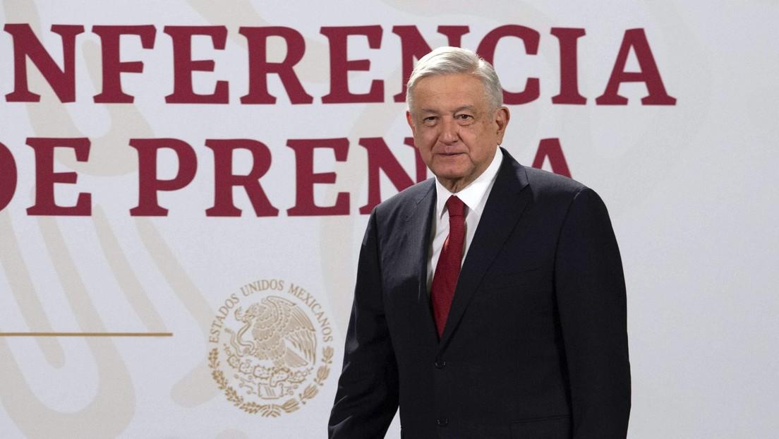 """López Obrador afirma que la economía de México """"ya tocó fondo"""" y asegura que el país saldrá de la crisis en el último trimestre de 2020"""