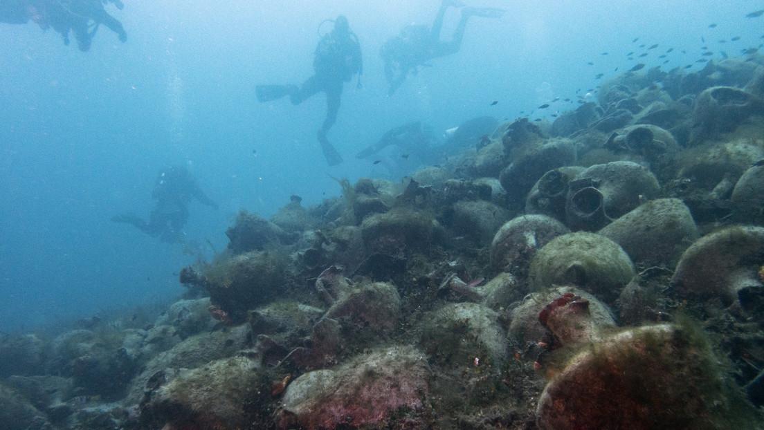 Grecia inaugura el 'Partenón de los naufragios', su primer museo arqueológico submarino