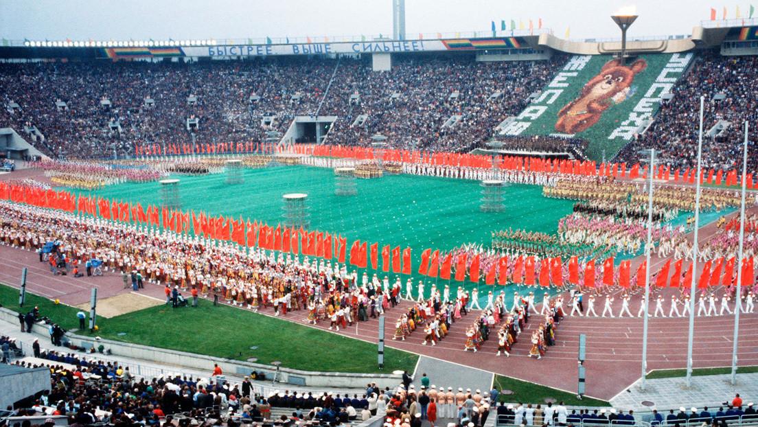 40 años de Moscú 1980: la fiesta del deporte manchada por la política