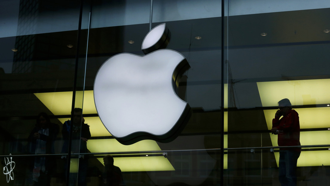 Apple demandó a una empresa por usar una pera como su logo