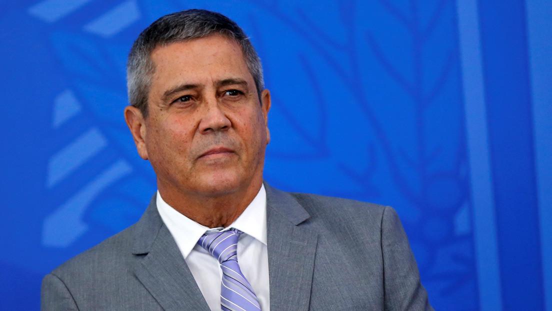 El titular de Casa Civil de Brasil da positivo por coronavirus y ya son siete los ministros de Bolsonaro en contraer el virus thumbnail