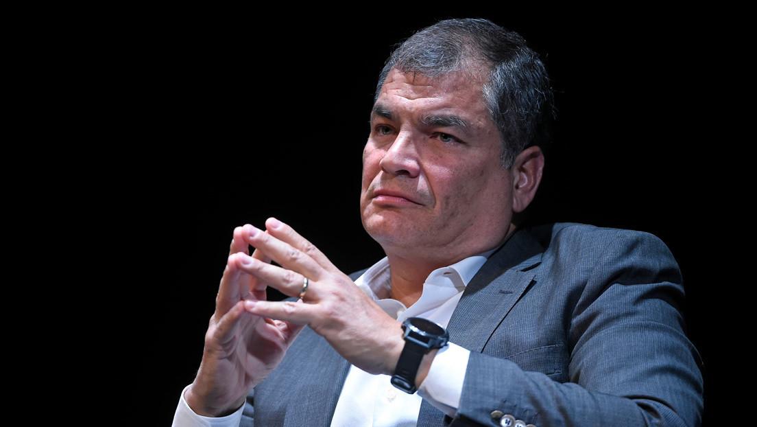 ¿Se presentará Correa a las elecciones en Ecuador? Conozca a qué cargos podría optar y las acciones judiciales que enfrenta