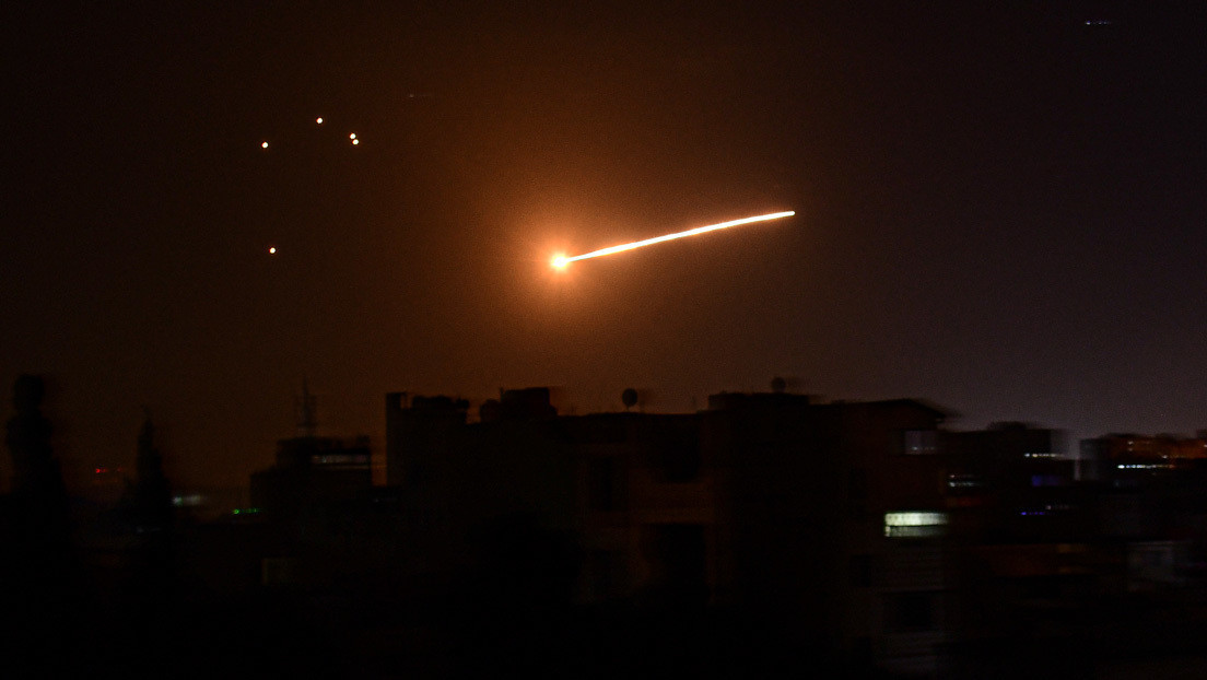 Israel lanza ataques aéreos contra la provincia de Damasco