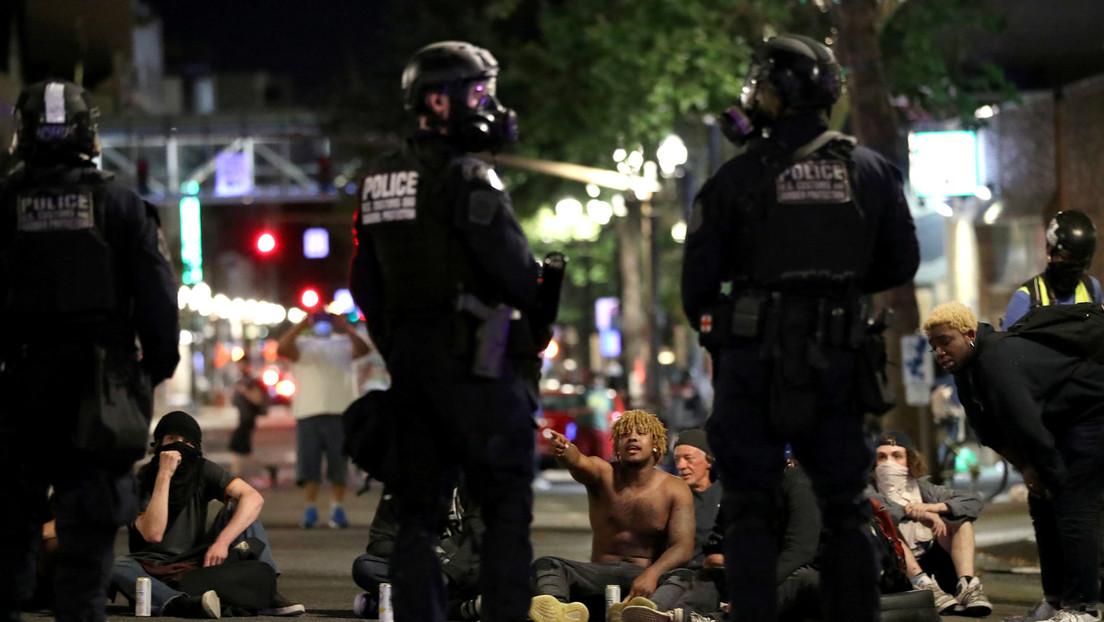 EE.UU.: Portland registra el mayor número de asesinatos por mes en más de 30 años